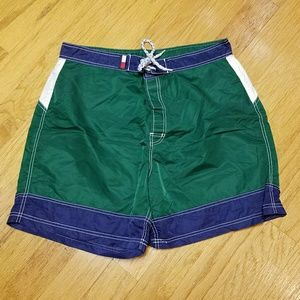 Tommy Hilfiger mens size XL swimming board shorts